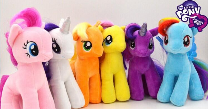 bumbom little pony
