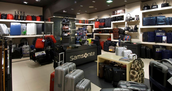 багаж samsonite