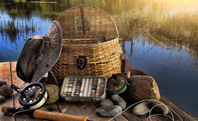 туризм и рыбалка в туле